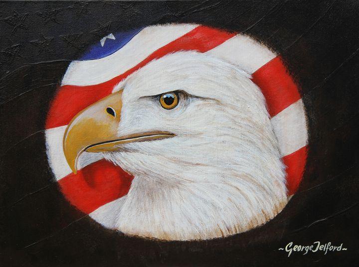 American Eagle - george telford