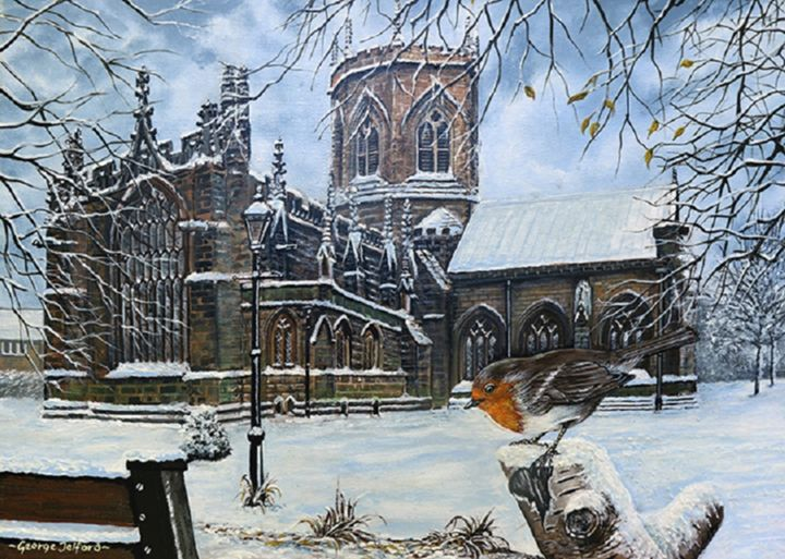St.Mary's Church [Nantwich] - george telford