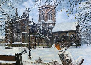 St.Mary's Church [Nantwich] - george telford