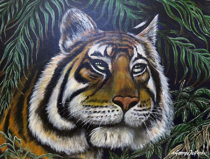 Tiger, Tiger , - george telford