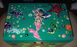 Small mermaid hope box