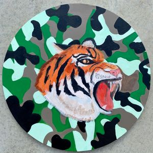 Camouflage/Tiger