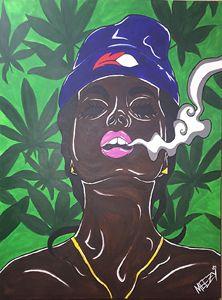 Black Mary Jane