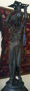 Bronze Sculpture Piombo Della