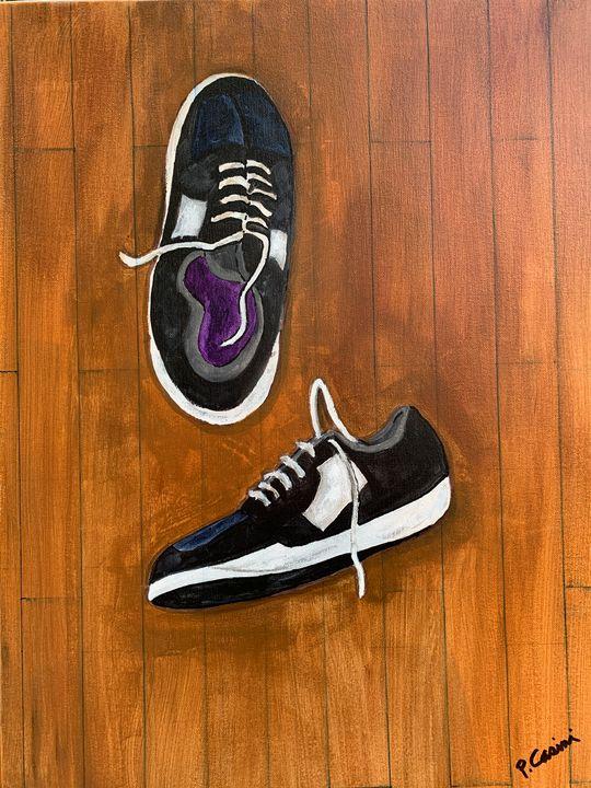 Dirty Sneakers - Casini Gallery