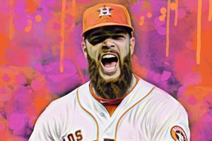 Dallas Keuchel(Color Series 3)