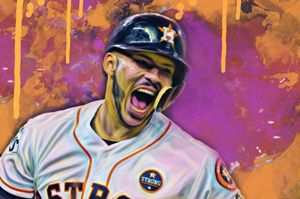 Carlos Correa(Color Series 3)