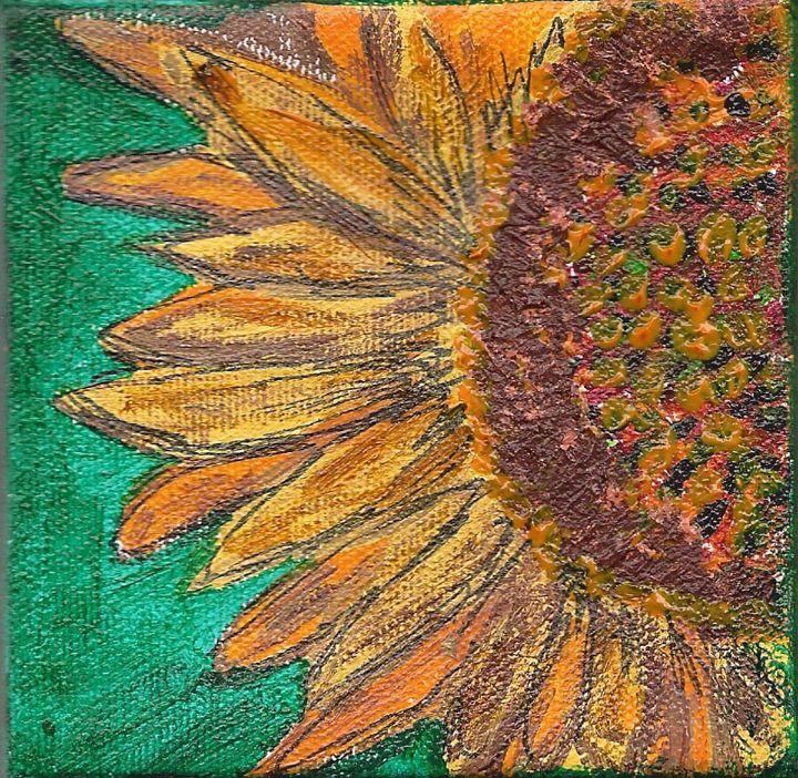 Sunflower - Art Studio 99