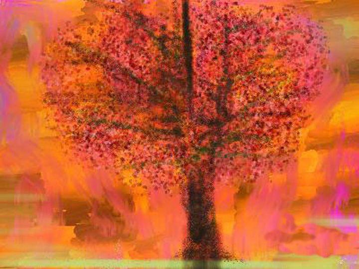 Autumn Glow - Art Studio 99