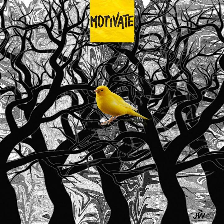 Tree Collage - Art Studio 99