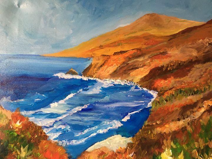 California Coast - Gabrielle
