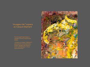 VOYAGEUR DE L'ESPACE - JO.PAKAL