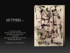 LES TIMIDES - JO.PAKAL