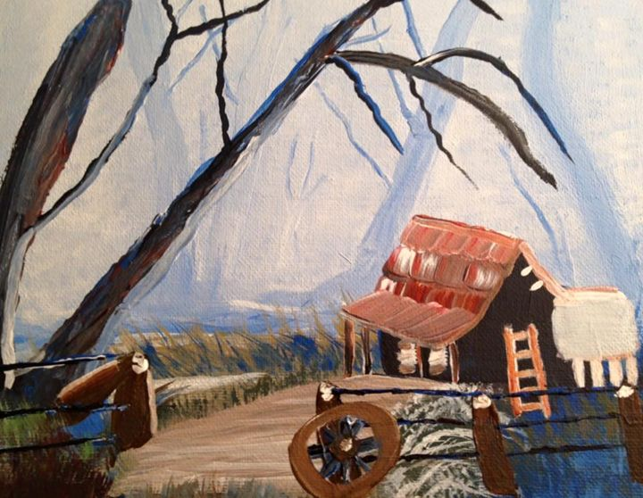 Country Living - Paintings by Andrea