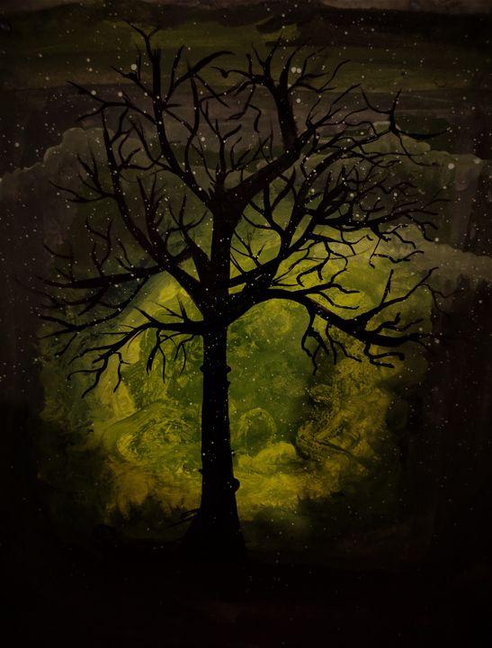 darkness mumbles - Avie