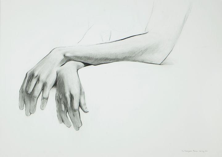 Poetry of Hands - Ana Vaturi