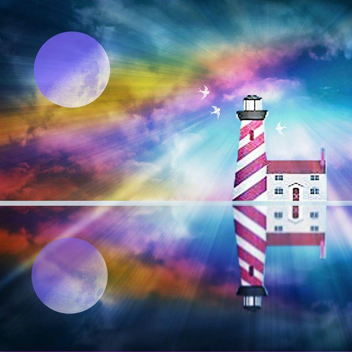 The Lighthouse - Peggy Garr