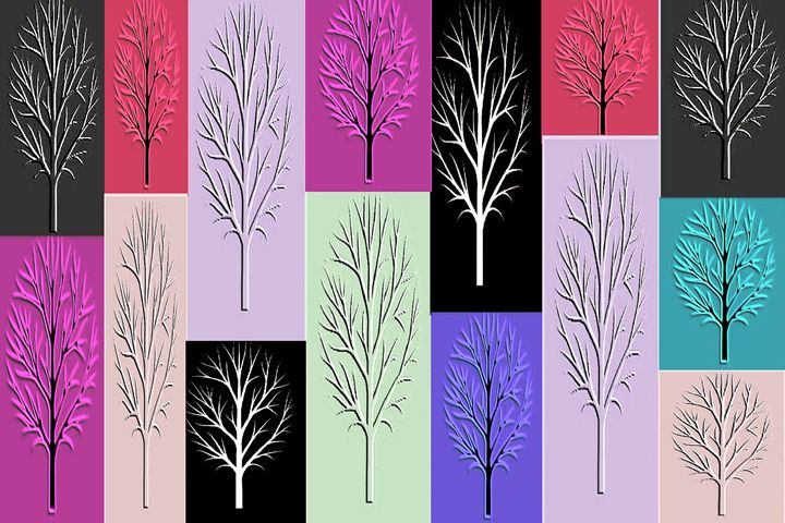 Magnificent Trees - Peggy Garr