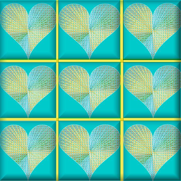 9 Hearts - Peggy Garr