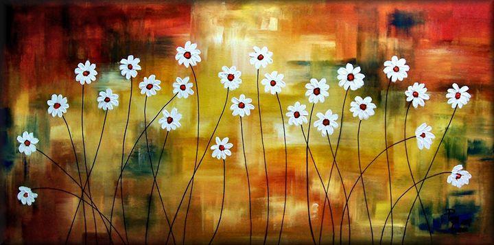 Divine Daisies - Peggy Garr