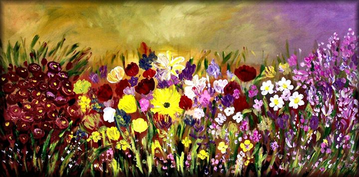 Garden Variety - Peggy Garr