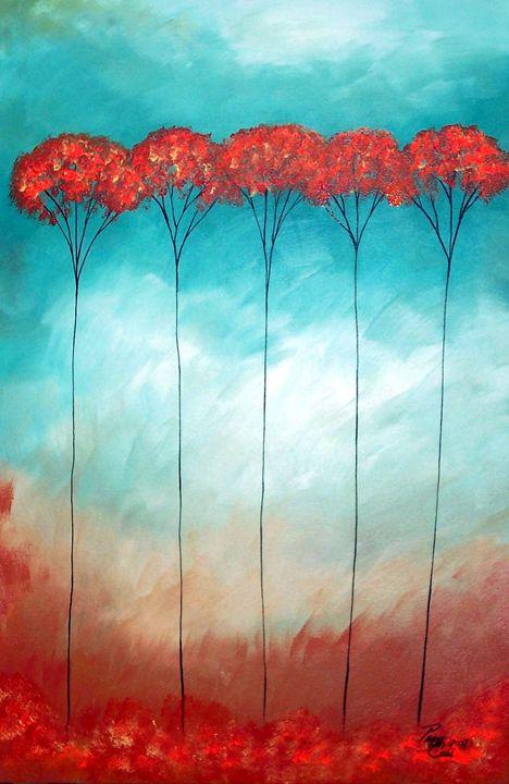 Tall Trees - Peggy Garr