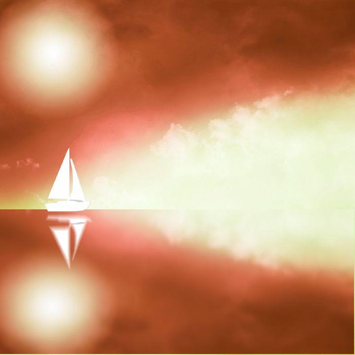 Sailing - Peggy Garr
