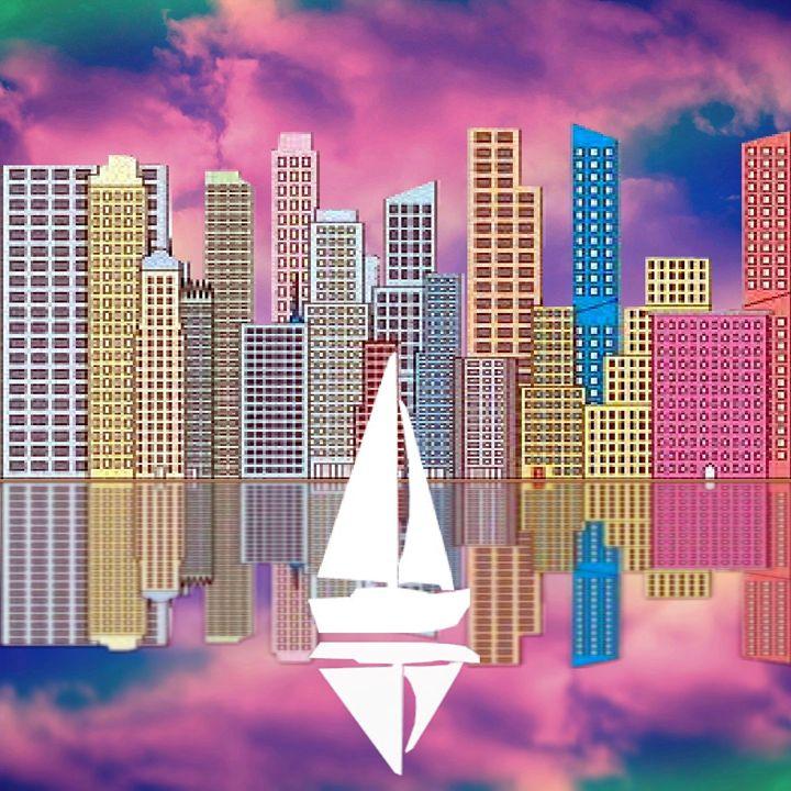 City Life - Peggy Garr