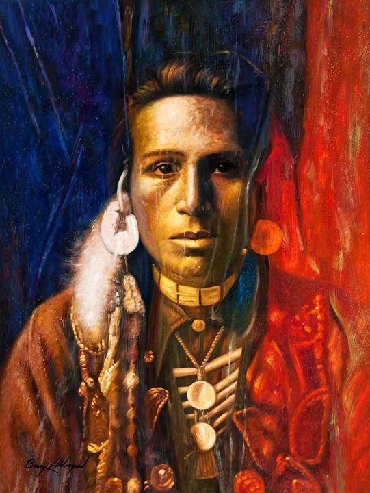 A YOUNG YAKIMA - Barry L. Wingard Ph.D.