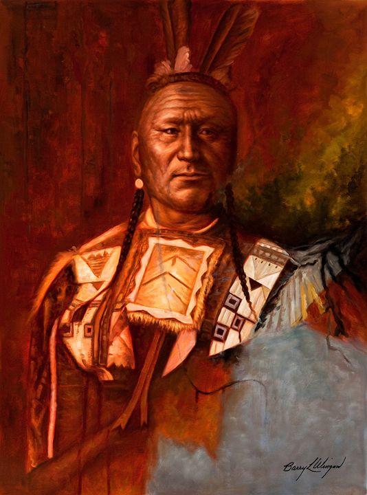 YELLOW HORSE –YANKTONAI - Barry L. Wingard Ph.D.