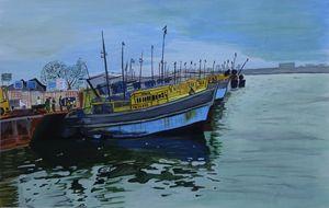viskhapatnam harbour