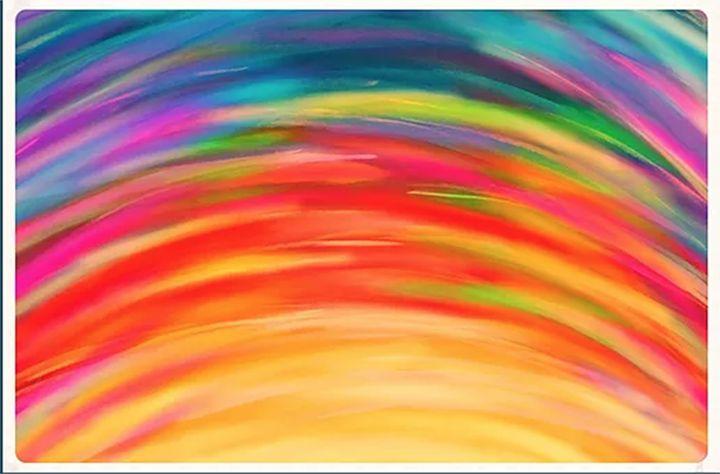 Famous Rainbow - Lourdes Devers Clemente