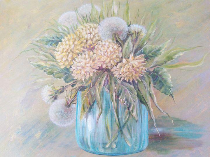 bouquet 1 - Julia  Raj