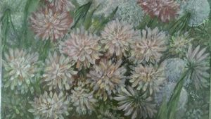 Asters and Dandelions - Julia  Raj