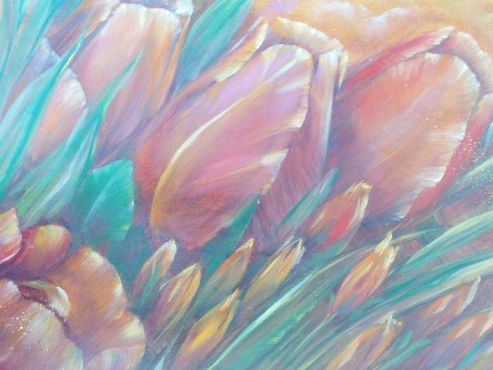 Tulips 4 - Julia  Raj