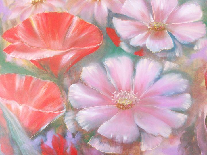 Waltz of flowers - Julia  Raj