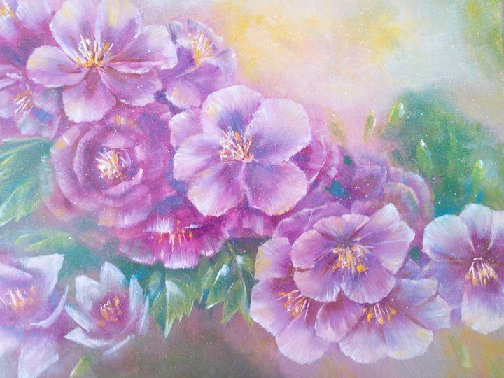 Apple blossom - Julia  Raj