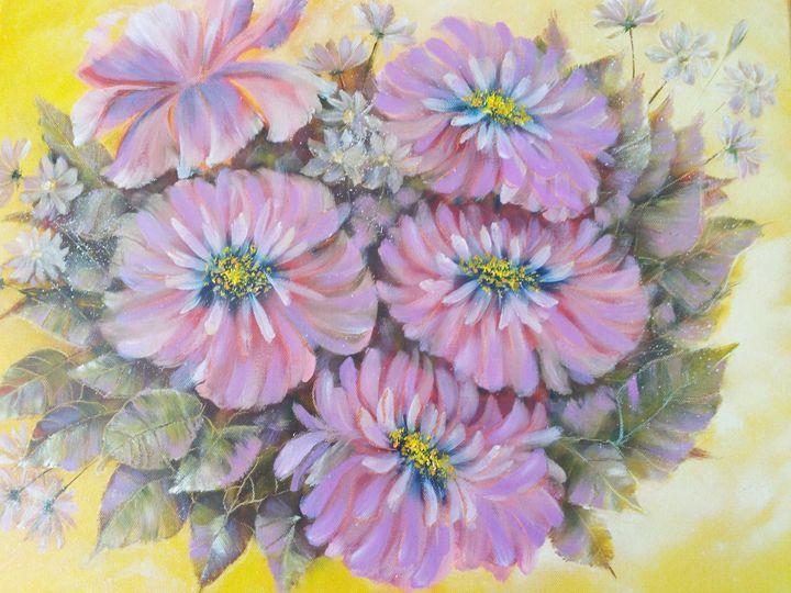 summer blossom - Julia  Raj