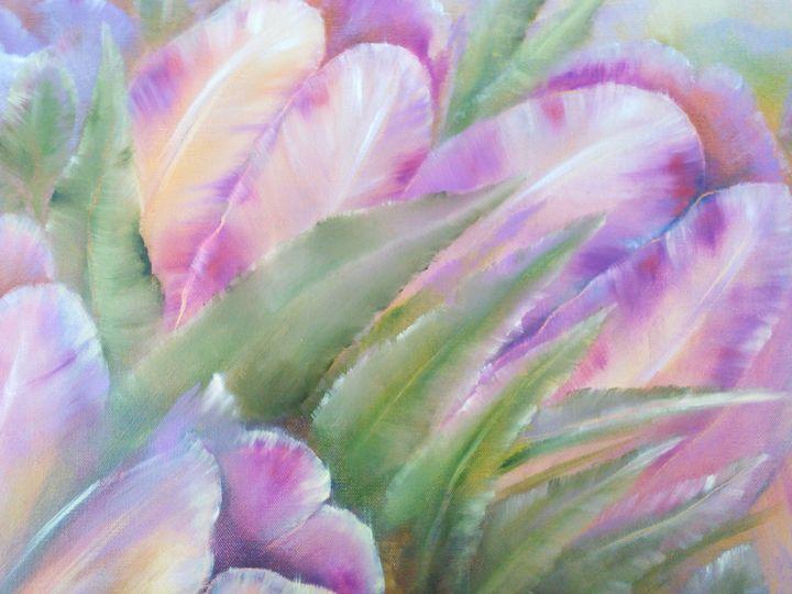 Symphony of tulips - Julia  Raj