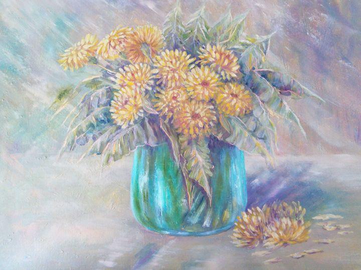 Dandelions 3 - Julia  Raj