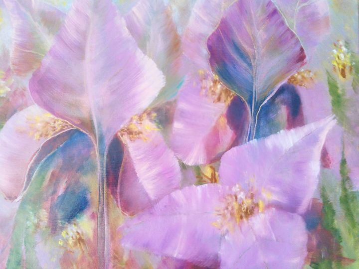 Irises 2 - Julia  Raj