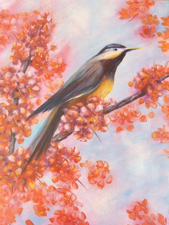 Song of spring - Julia  Raj