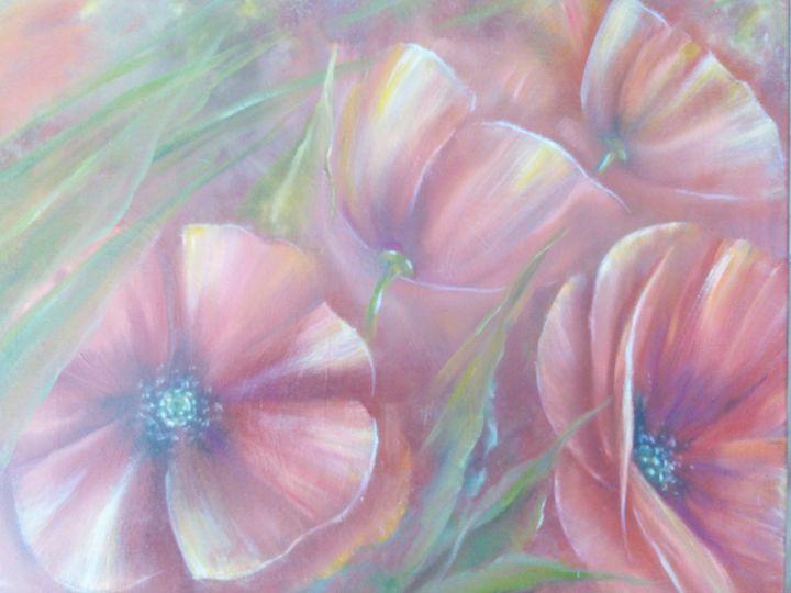 Poppies - Julia  Raj