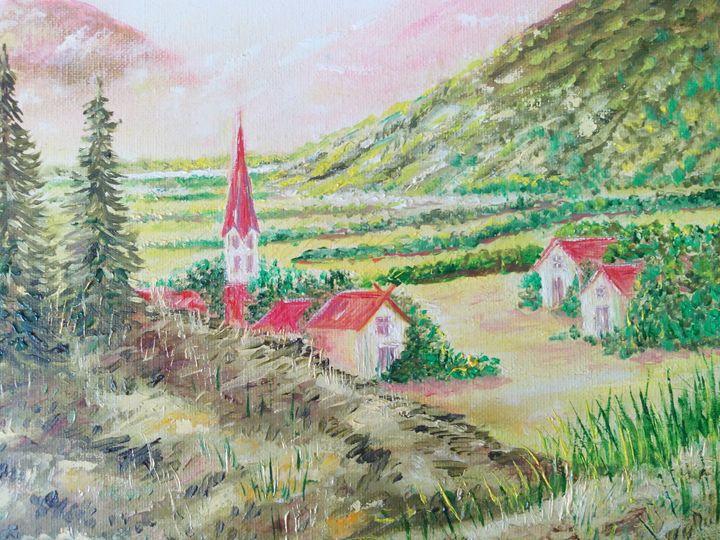 Italian hamlet - Julia  Raj