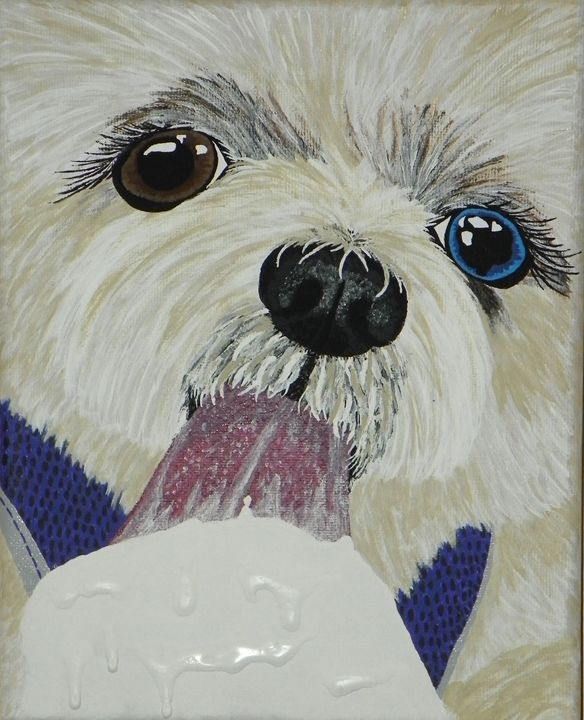 Maddie the Shih Tzu - FL Creations