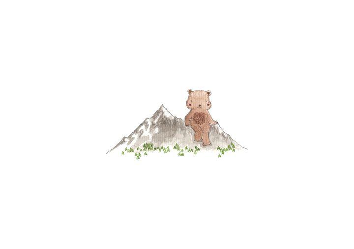 Big Bear - Arts By Ilay