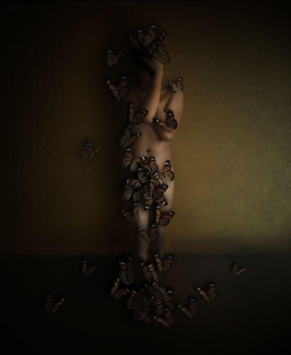 Butterflies in me - promethean_ism