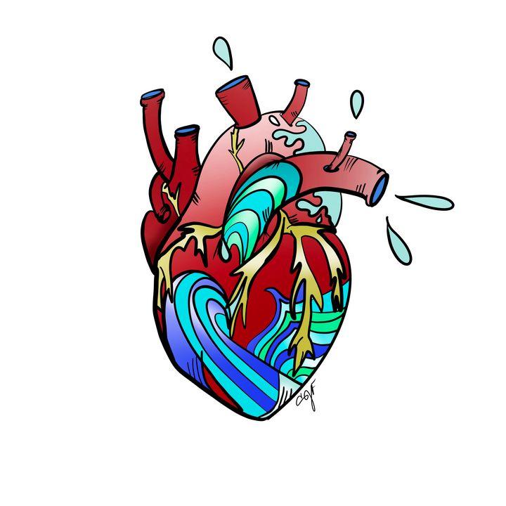 The ocean has my heart - ISurfLikeAGirl