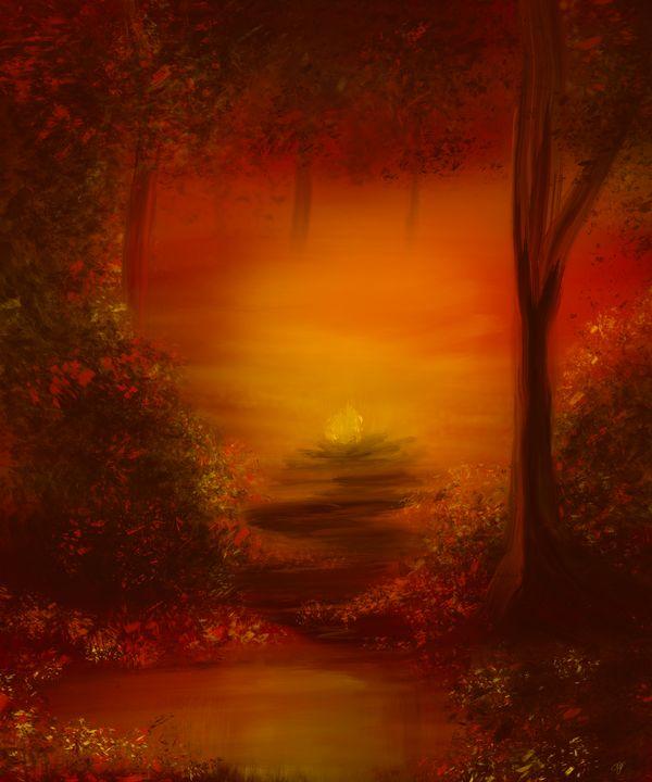 Campfire - ISurfLikeAGirl