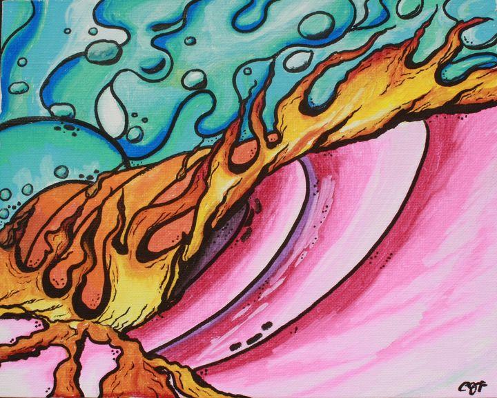 Fire Wave - ISurfLikeAGirl